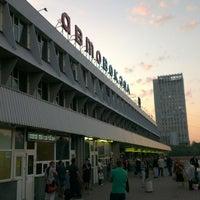 Photo taken at Автовокзал by Tatyana G. on 7/4/2013