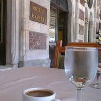 8/15/2013 tarihinde Zafer A.ziyaretçi tarafından Orient Express Restaurant'de çekilen fotoğraf