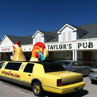 Photo taken at Taylor's Pub III by chicken l. on 9/24/2012