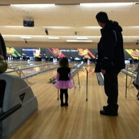 Photo taken at AMF Wantagh Lanes by Toni C. on 11/24/2012
