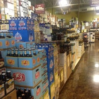 Photo taken at Total Wine & More by Toni C. on 4/23/2013