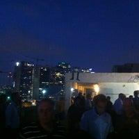 Photo taken at The Hub Tel-Aviv by Andrew N. on 8/13/2013