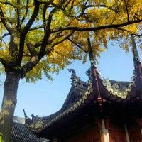 Photo taken at Yu Garden by Vitaliy K. on 11/27/2012