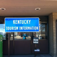 Photo taken at Kentucky Welcome Center by Jennifer M. on 1/18/2013
