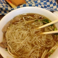Photo taken at Lucky's Pho by Jeff P. on 10/15/2012