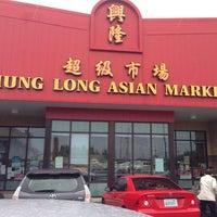 Photo taken at Hung Long Sieu Thi White Center Supermarket by Adam Victor M. on 9/29/2013