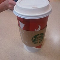 Photo taken at Starbucks by Ashley C. on 11/21/2012