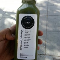 Photo taken at Pressed Juicery by Rene M. on 5/23/2013