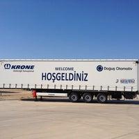 Photo taken at Krone Doğuş Treyler by Sinem A. on 9/20/2014