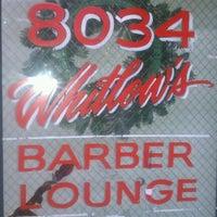 12/8/2012에 Randy T.님이 Whitlow's Barber Lounge에서 찍은 사진