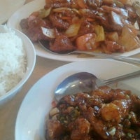 Photo taken at City Wok by Michael M. on 9/28/2012