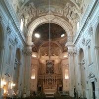 Photo taken at Basilica di Santa Maria del Carmine by Jakub K. on 9/27/2014