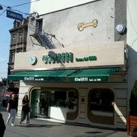 Photo taken at Giolitti by Utku on 10/21/2012