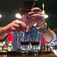 Снимок сделан в The Hat Bar пользователем СережаСережа 10/12/2012