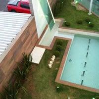 Photo taken at Shelton Palace Hotel by Thiago on 10/29/2013