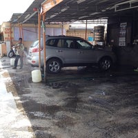 Photo taken at Enggang Car Wash by Saiful Nizam D. on 12/23/2013