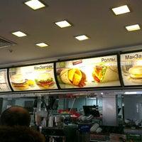 Photo taken at McDonald's by Dmitriy G. on 3/8/2013