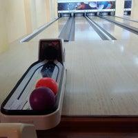 Photo taken at Irbid Bowling Center by Salem O. on 10/24/2012