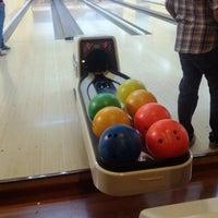 Photo taken at Irbid Bowling Center by Salem O. on 11/8/2012