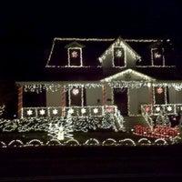 Photo taken at Sixty Polk Street by Chuck E. on 12/25/2012