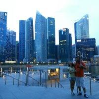 Photo Taken At Marina Bay Waterfront Promenade By Alexey C On 5 5