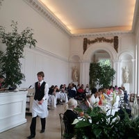 Photo taken at The Orangery by Alessandro V. on 6/22/2013