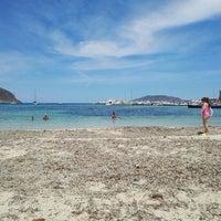 Photo taken at Porto Turistico Marina Di Favignana by Diana E. on 6/4/2016