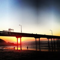 Photo taken at Ocean Beach Pier by Slightly Stoopid on 11/6/2012