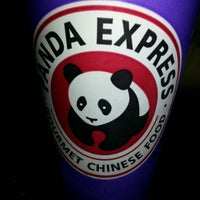 Photo taken at Panda Express by Alejandro A. on 2/6/2013