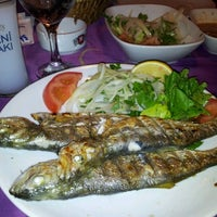 Photo taken at Saray Restaurant by Ismail Mert C. on 10/21/2012