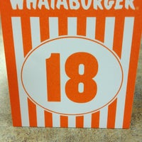 Photo taken at Whataburger by Jimmy W. on 2/24/2013