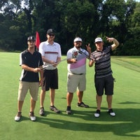 Photo taken at Belmont Golf Course by Iration on 6/17/2014