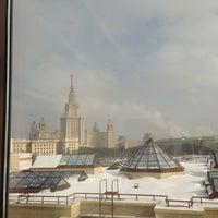 Photo taken at Исторический факультет МГУ by Zhenya Z. on 3/13/2013