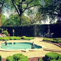 Photo taken at Hillwood Estate, Museum & Gardens by Alan M. on 4/28/2013