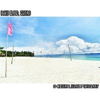 Photo taken at Siargao Island by Christian thebisdakexplorer.com L. on 7/23/2013