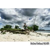 Photo taken at Siargao Island by Christian thebisdakexplorer.com L. on 6/20/2013