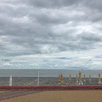 Снимок сделан в Пляж Олимпийского парка пользователем Takysia 5/24/2017