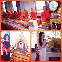 Photo taken at Wat Chotikaram by Pat K. on 3/15/2014
