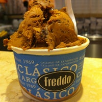 Photo taken at Freddo by Gabriela C. on 3/14/2013