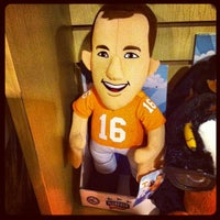 Photo taken at The Tennessee Sports Fan by Andrew B. on 3/12/2013
