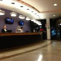 Photo taken at Hilton Milan by Keith on 1/5/2013