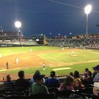 Photo taken at Jacksonville Veterans Memorial Arena by Abigail on 4/5/2013
