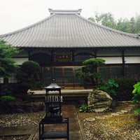 Photo taken at 慈雲山 等覚院 来迎寺 by Jun T. on 7/8/2015