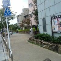 Photo taken at 南千住第四児童遊園 by Jun T. on 10/23/2014