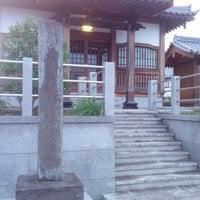 Photo taken at 清正公堂 by Jun T. on 8/15/2014