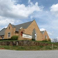 Photo taken at Cornelia United Methodist Church by Clare D. on 5/16/2013