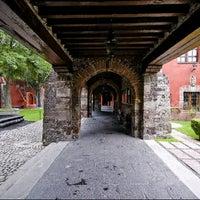 Photo taken at Universidad Panamericana by Jorge G. on 9/23/2012