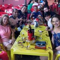 Photo taken at Quiosque Pé Pra Fora by Arthur S. on 12/6/2013