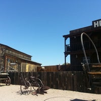 Photo taken at Mining Camp Restaurant by Christina A. on 3/18/2013