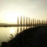 Photo taken at Parco Muzza by Domenico on 10/31/2014